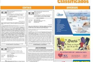 Classificados 27/07