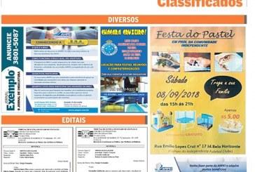 Classificados 24/08