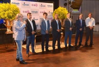 Premiação dos Empresários e Personalidades do Prêmio Exemplo® de Qualidade