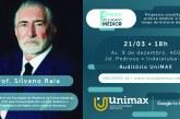UniMAX recebe professor Dr. Silvano Raia, primeiro médico a realizar um transplante de fígado na América Latina