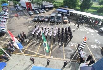 Segurança Pública de Indaiatuba promove solenidade para receber a 16ª Turma de Aspirantes
