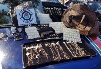Guarda Civil prende quadrilha após roubo a joalheira na cidade de Americana