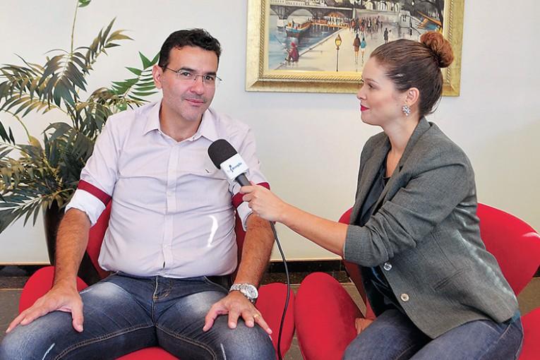 Secretário de Esportes Marquinhos fala sobre projetos