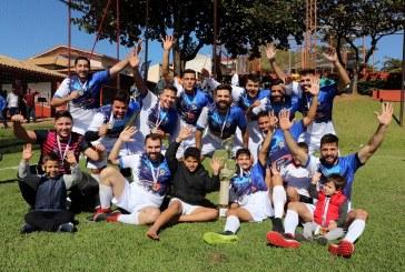 Campeonato Maior Seguros no Clube 9 de Julho