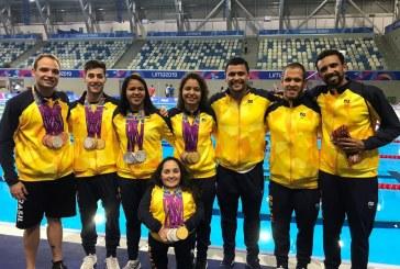 Atletas de Indaiatuba conquistam 26 medalhas na Parapan-Americanos