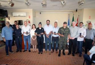Diretora da Guarda Civil de Indaiatuba é homenageada em Salto