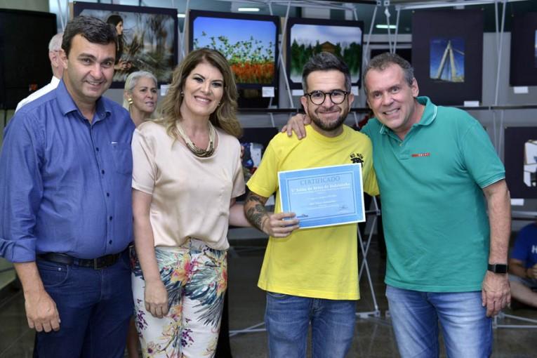Secretaria de Cultura divulga vencedores do 5º Salão de Artes Visuais