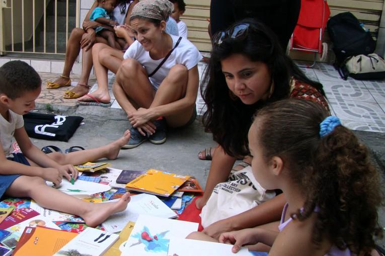 Oficinas são gratuitas em vários espaços no Dia das Crianças