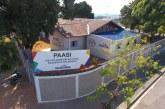 Inauguração da ampliação do Paasi