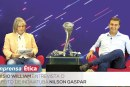 Entrevista na Live da TV Exemplo® foi com Prefeito Nilson Gaspar
