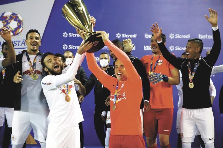 Campeonato Paulista, Bragantino leva R$ 360 mil pelo título