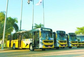 Transporte público tem aprovação da população