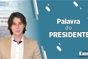 Palavra do Presidente