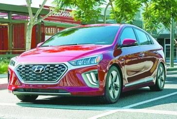 Caoa vai trazer híbrido Hyundai Ioniq