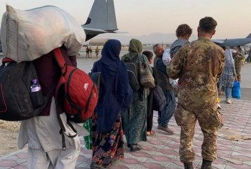 O adeus de afegãos na cidade de Cabul